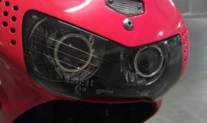 Honda CBR9000RR Fireblade