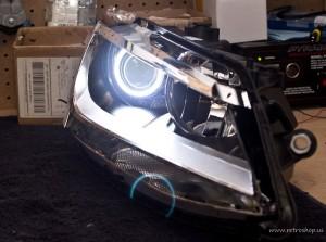 Volkswagen Jetta VI Xenon RetroFit
