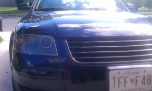 Volkswagen Passat B5.5 Xenon RetroFit