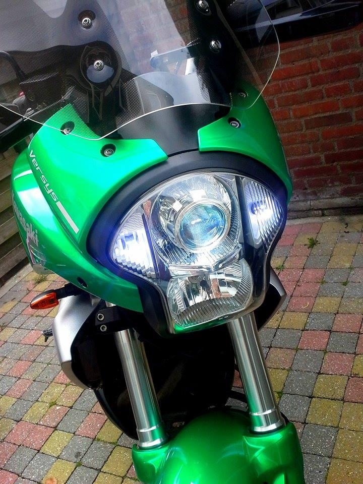 Kawasaki Versys 2007-2010