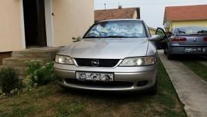 Opel Vectra B – facelift