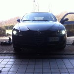 Alfa Romeo 147 with Xenon Bulb