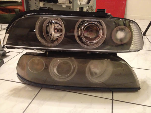 BMW 5 serie, e39