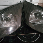 Ford Focus Xenon Lights