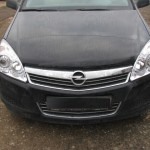 Opel Astra H On car