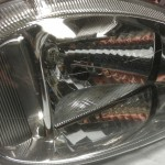 Opel Corsa B H4 headlight