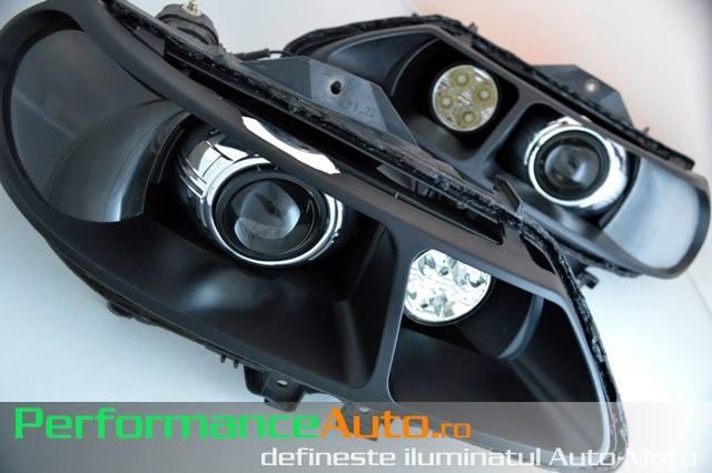 Renault Laguna bi-xenon projector upgrade