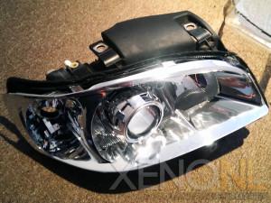 Seat Ibiza 6K2 xenon installation