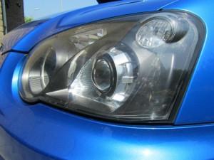 Subaru Impreza WRX 2004 HID bi-xenon