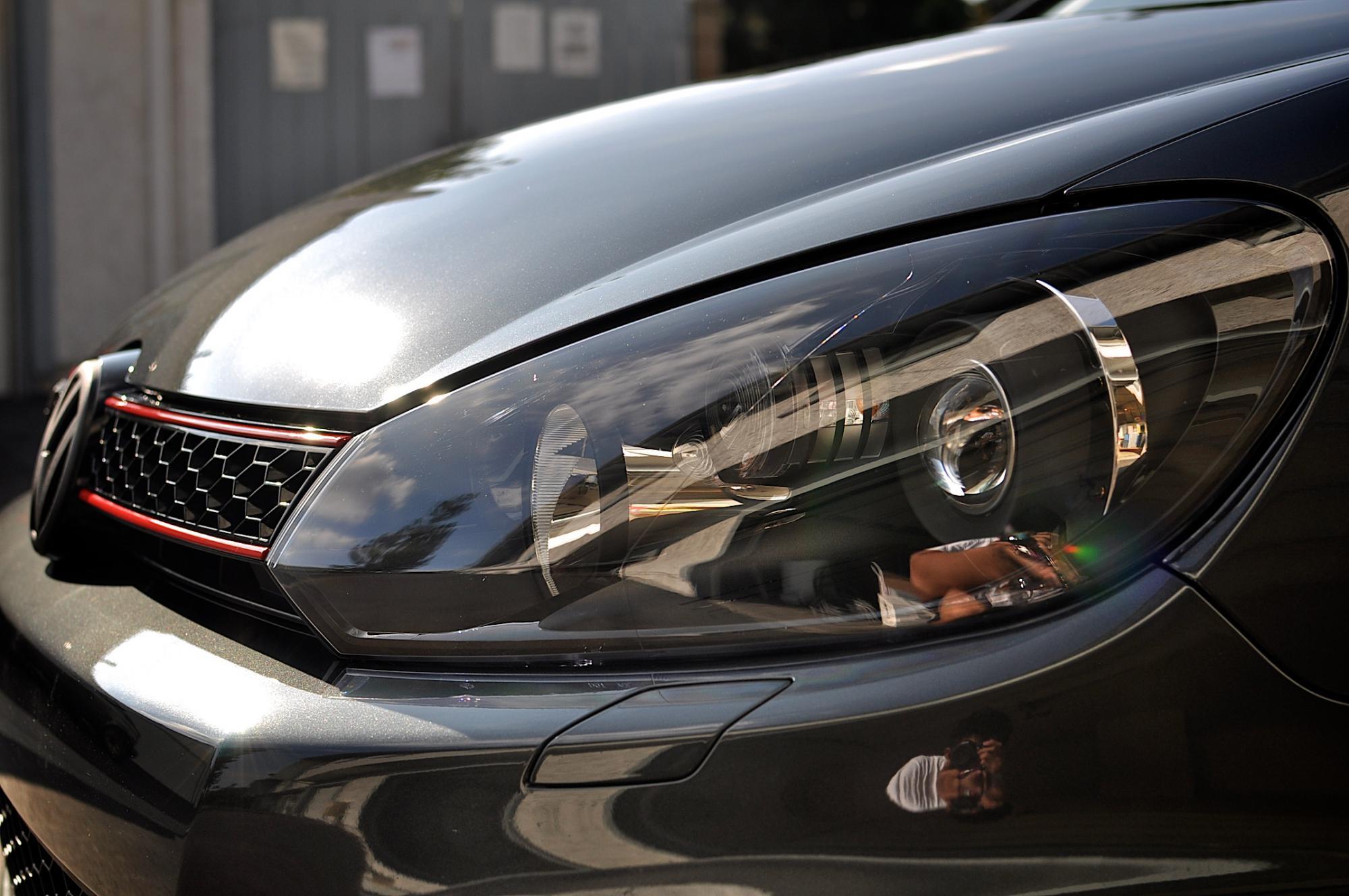 Volkswagen Golf VI Xenon RetroFit
