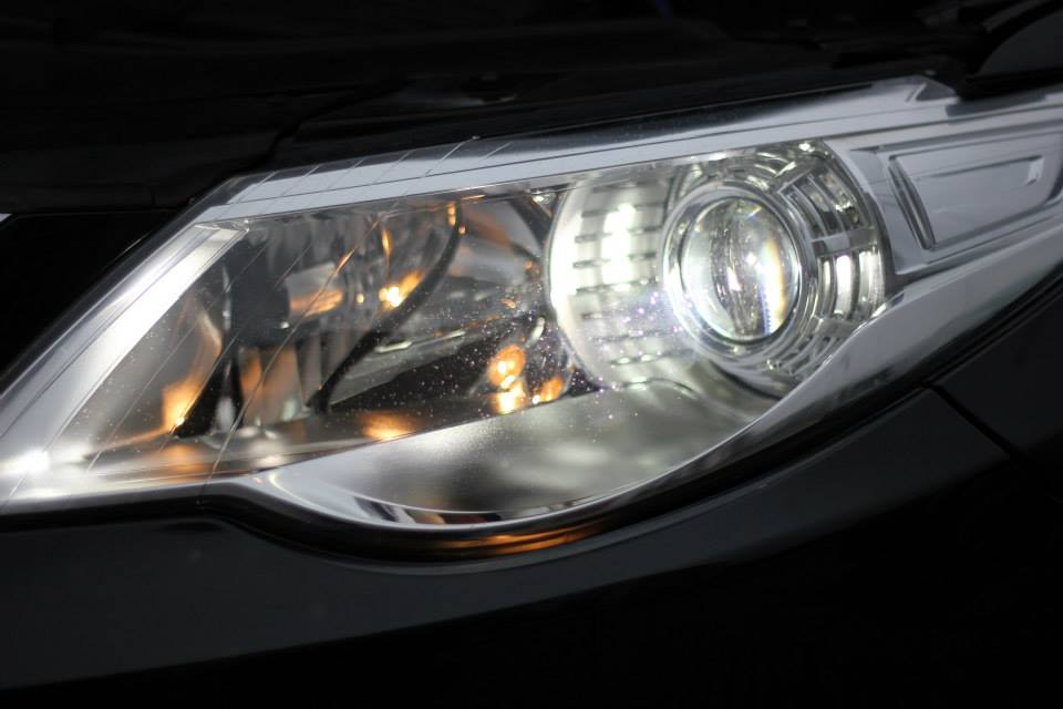 Volkswagen Passat CC Xenon RetroFit