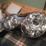 Volkswagen Polo 9N Xenon headlight projector Mini H1