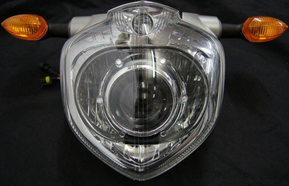 Yamaha FZ6N bi-xenon D2S 2.0