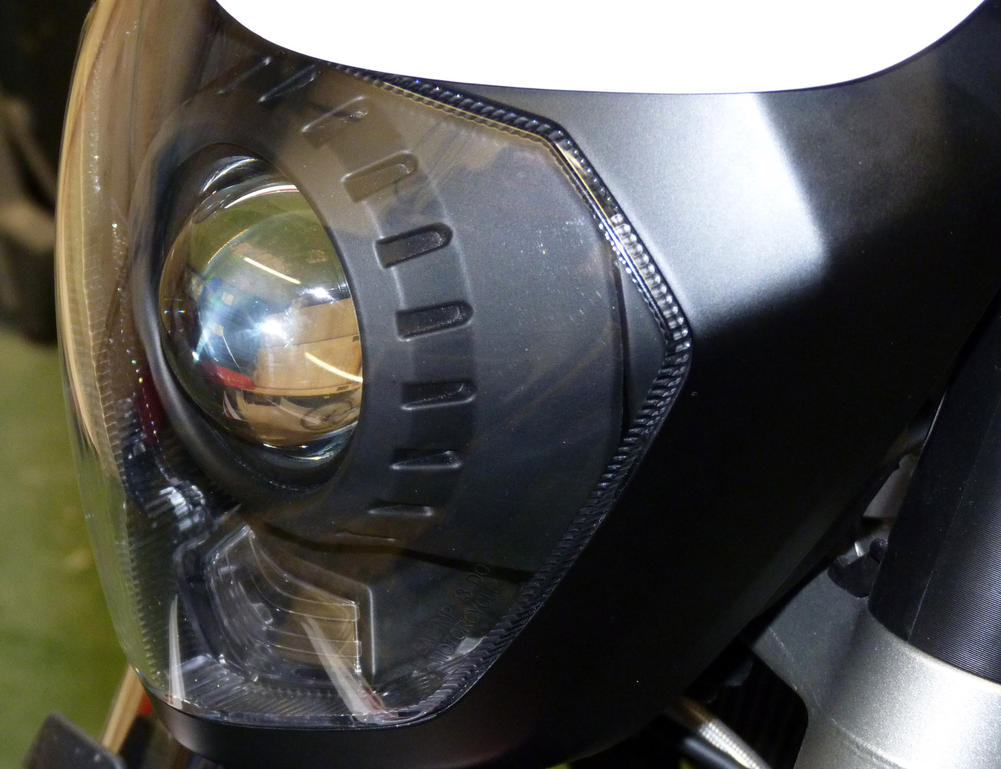Yamaha Mt07 Bi Xenon Headlight Upgrade Kit Retrofitlab Blog
