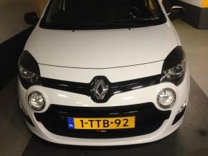 Renault Twingo 2014+ bi-xenon installation