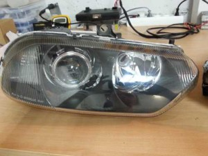 Alfa Romeo 156 Xenon headlight