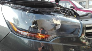 Retrofit Citroen projector C4 DS4