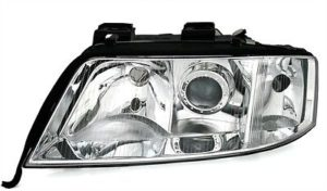 Audi A6 C5 2,5 inch Hella headlight